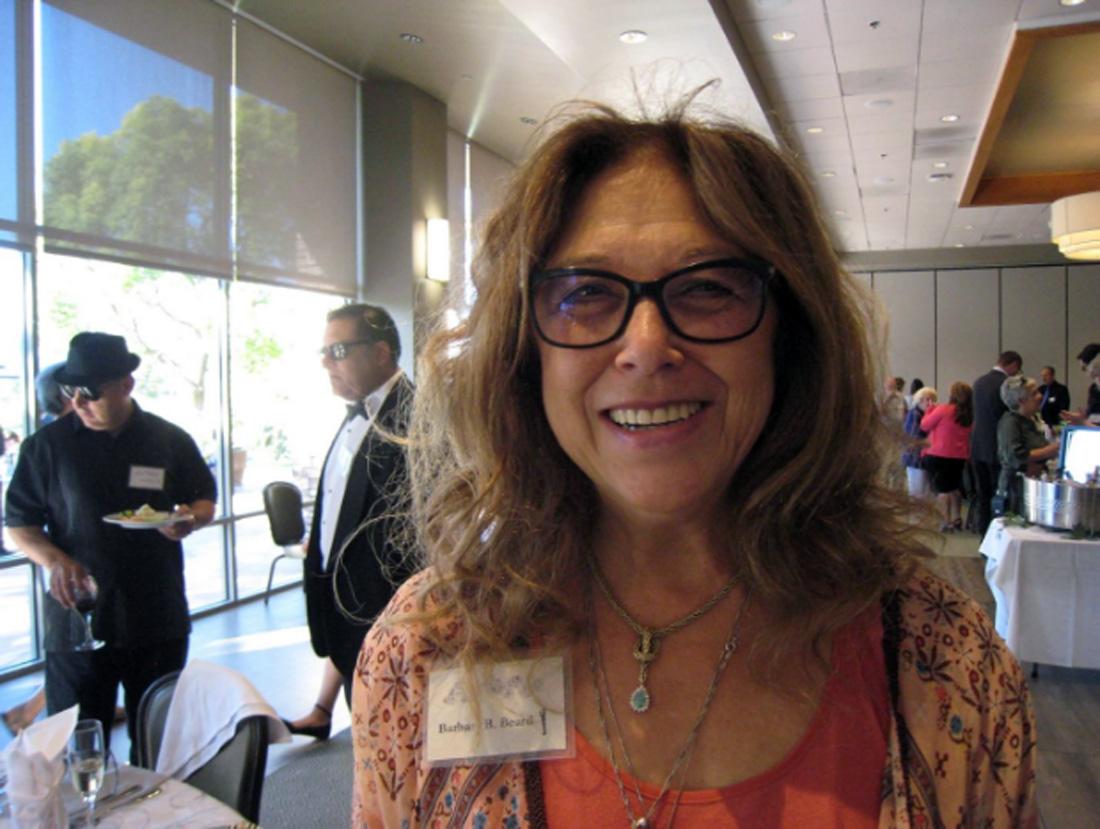 Community leader Barbara Beard. Photo by Lorine Parks