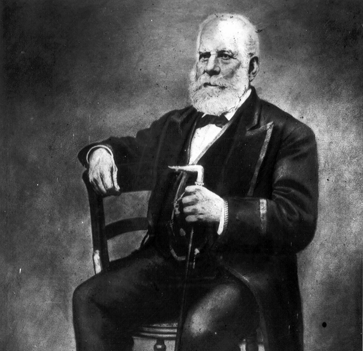 Pio Pico, the last governor of California while it was still under Mexican rule.