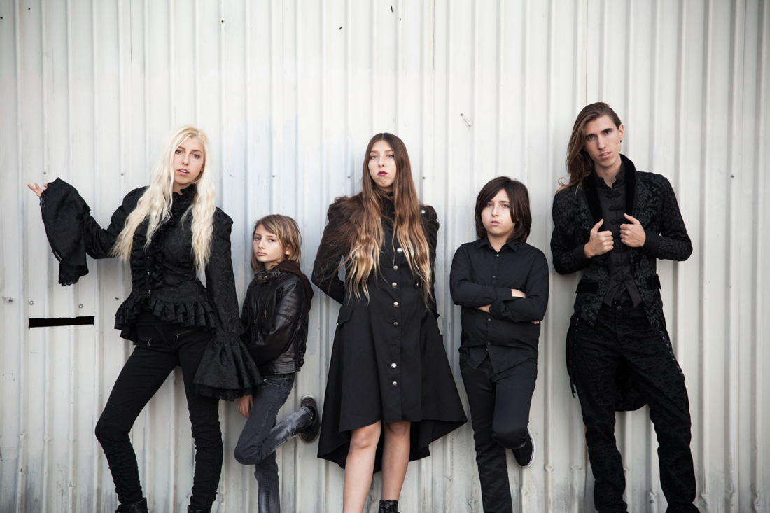 Family band Liliac turns it up to eleven with first original