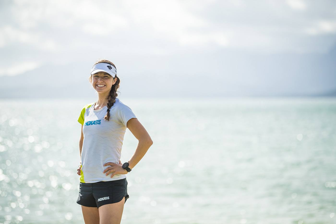 Dani Moreno has found success as a professional trail runner. Courtesy photo.