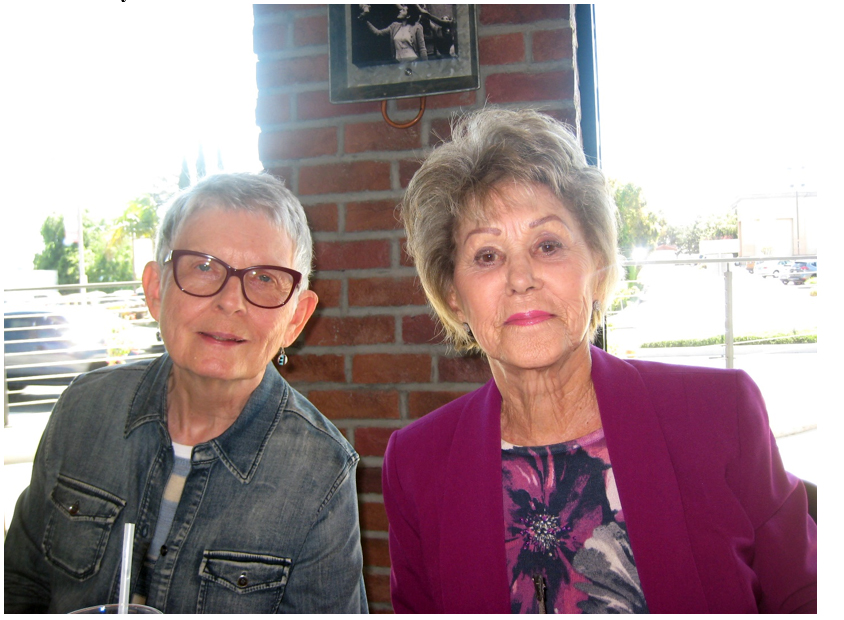Joyce Stiles and Bernie Lewis