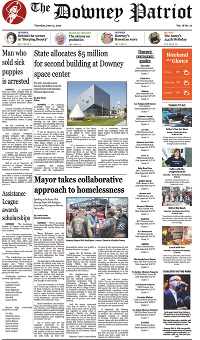 Mayor takes collaborative approach to homelessness State
