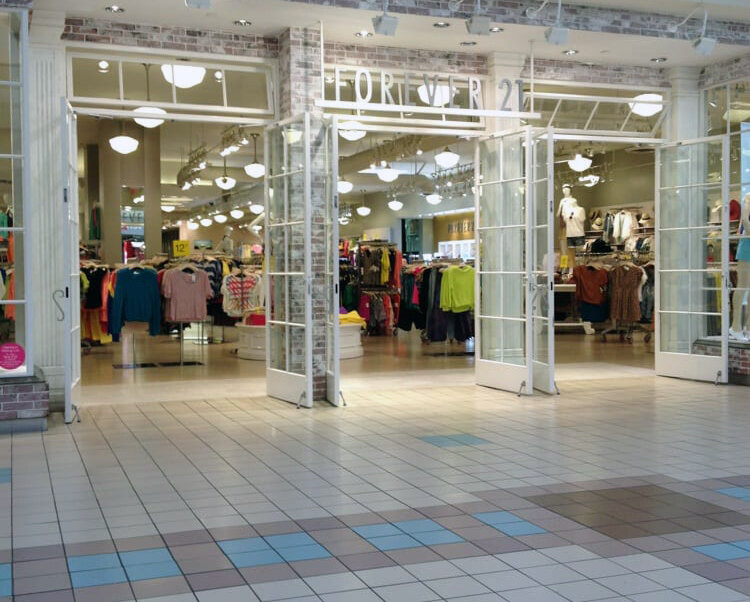 The Forever 21 store at Stonewood Center. Yelp photo