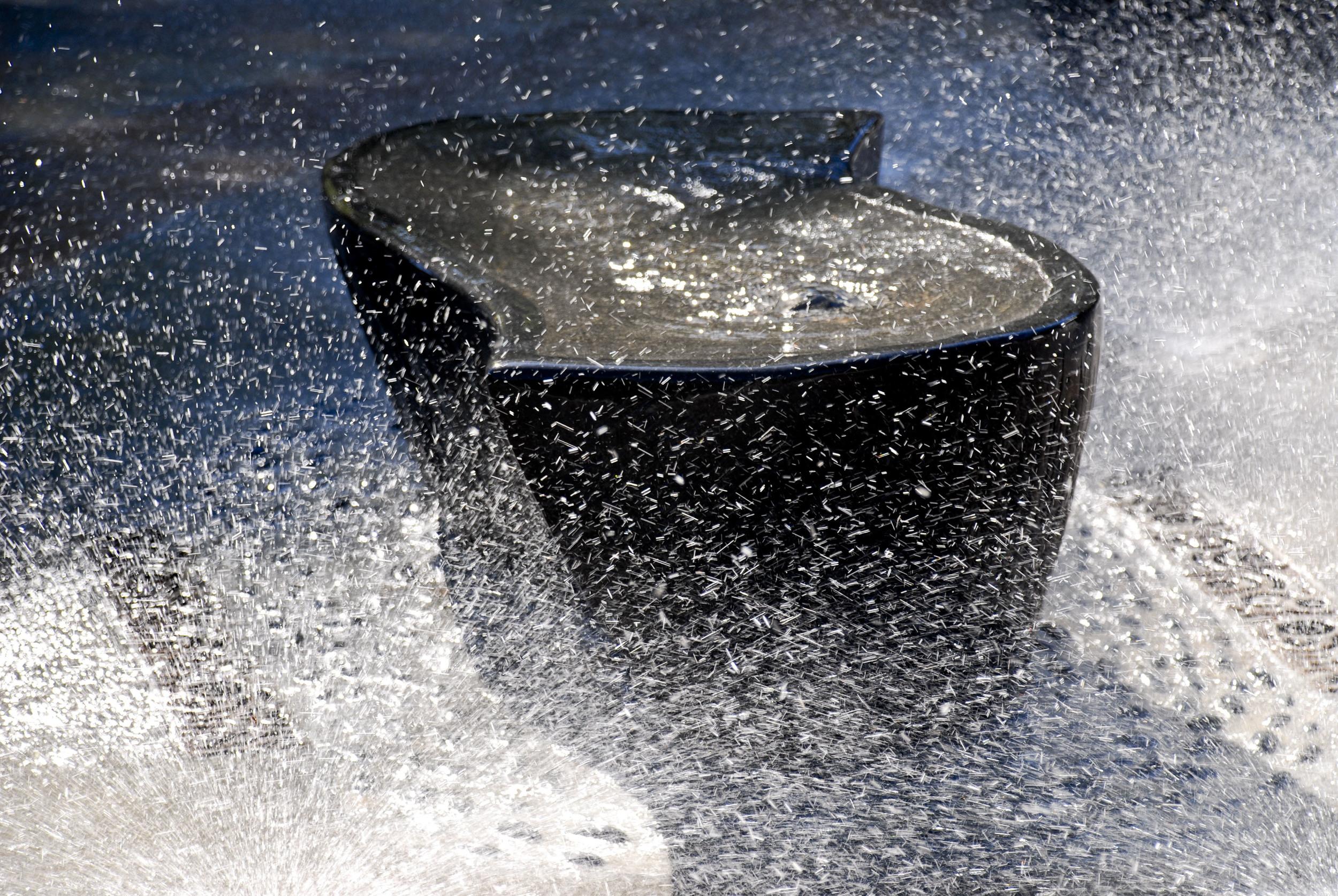 Water Seat Detail