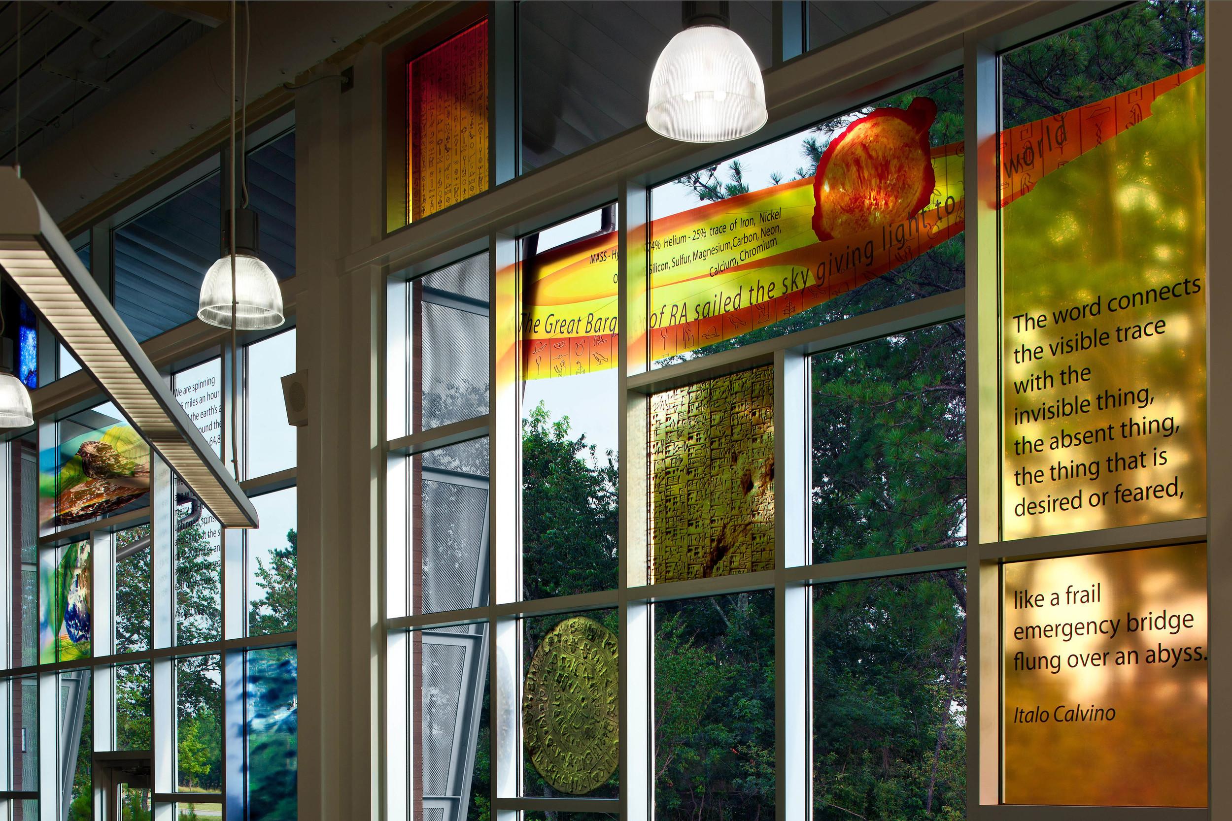 Interior Window Detail