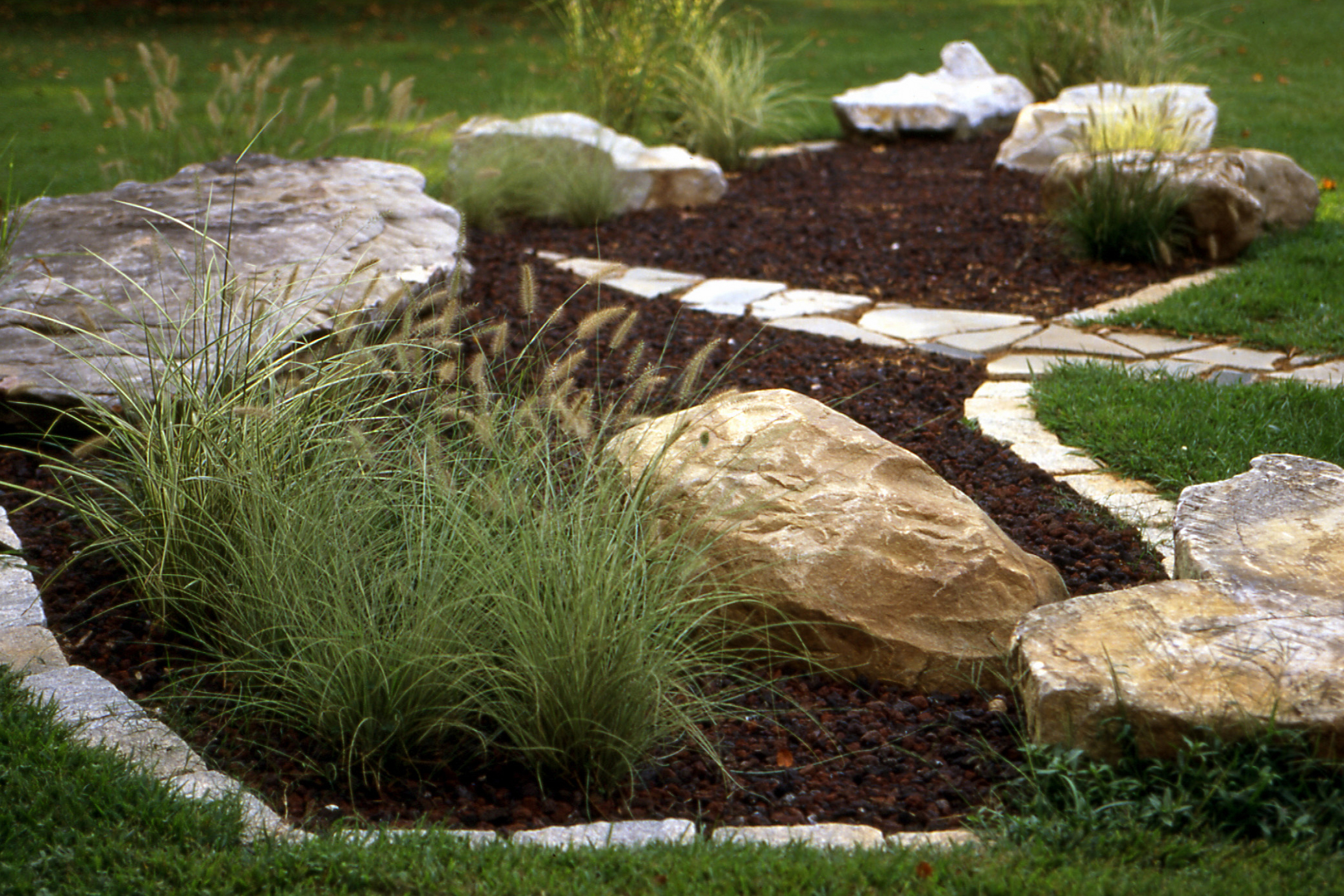 Landscaping Detail