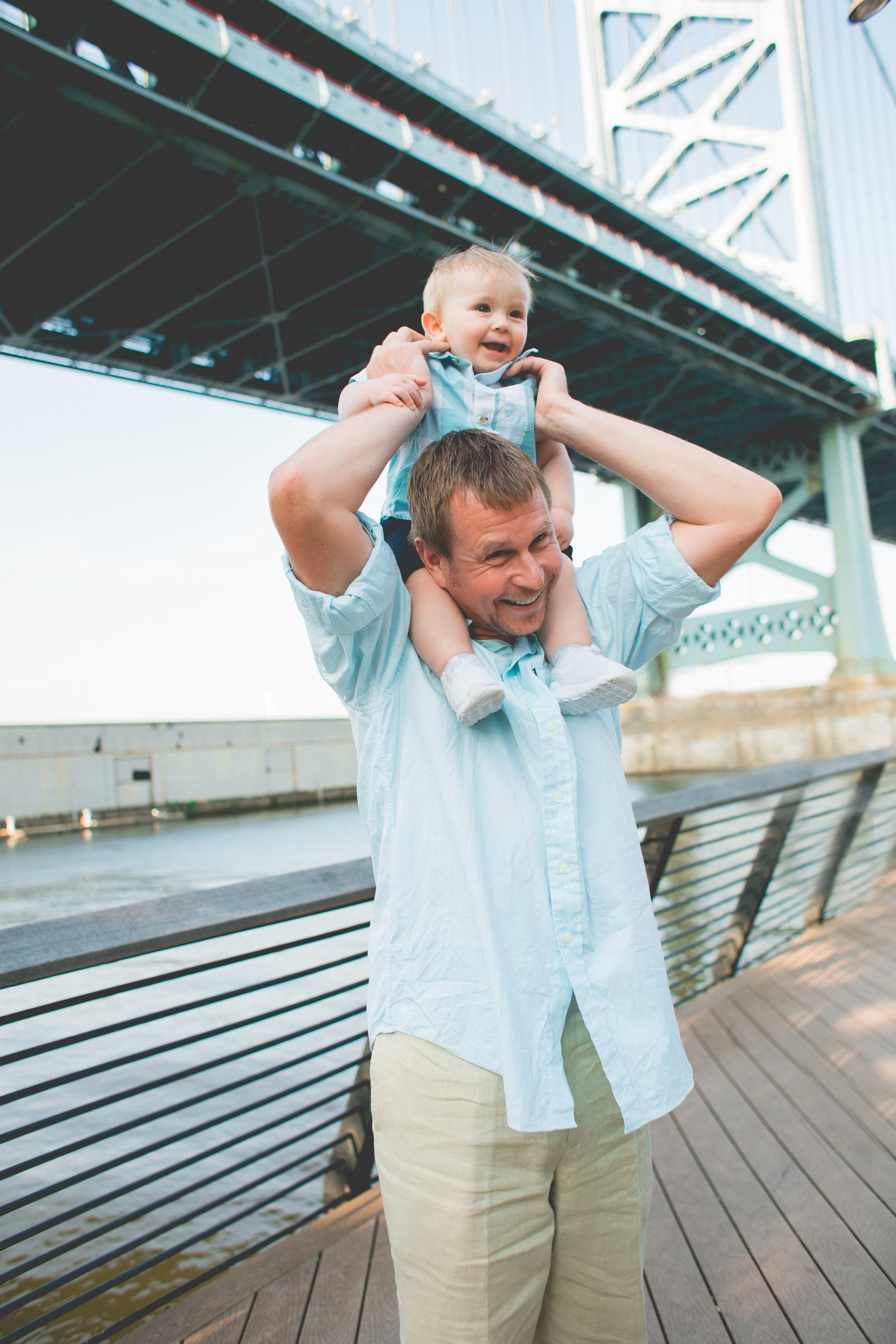 philadelphia, race street pier, baby photoshoot, family photoshoot, philadelphia, PA, fathers day present