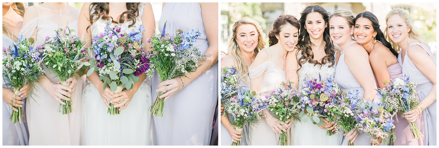 wanderlove-wedding-photographer-wainwright-rye-newyork-elegant-autumn-wedding-bridalparty-bridal-party-purple-bouquets