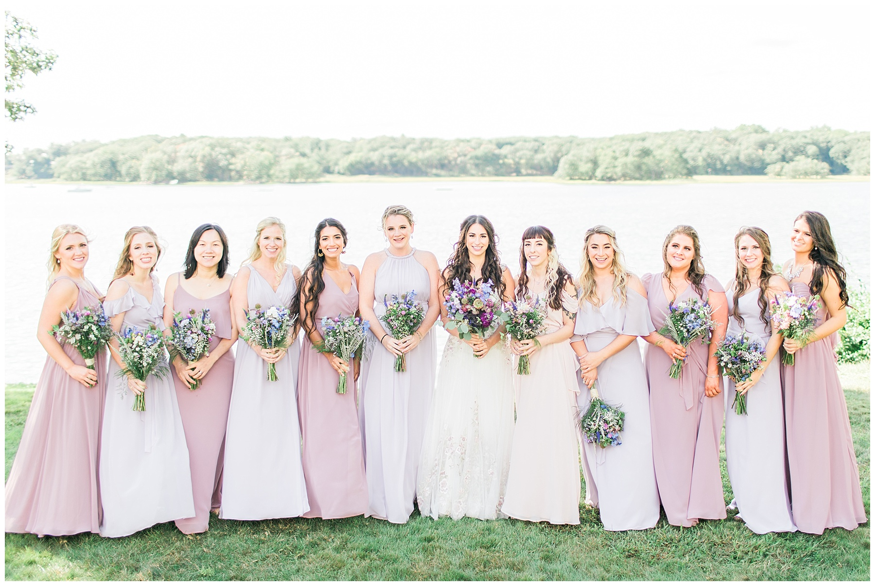 wanderlove-wedding-photographer-wainwright-rye-newyork-elegant-autumn-wedding-multicolor-bridal-party-