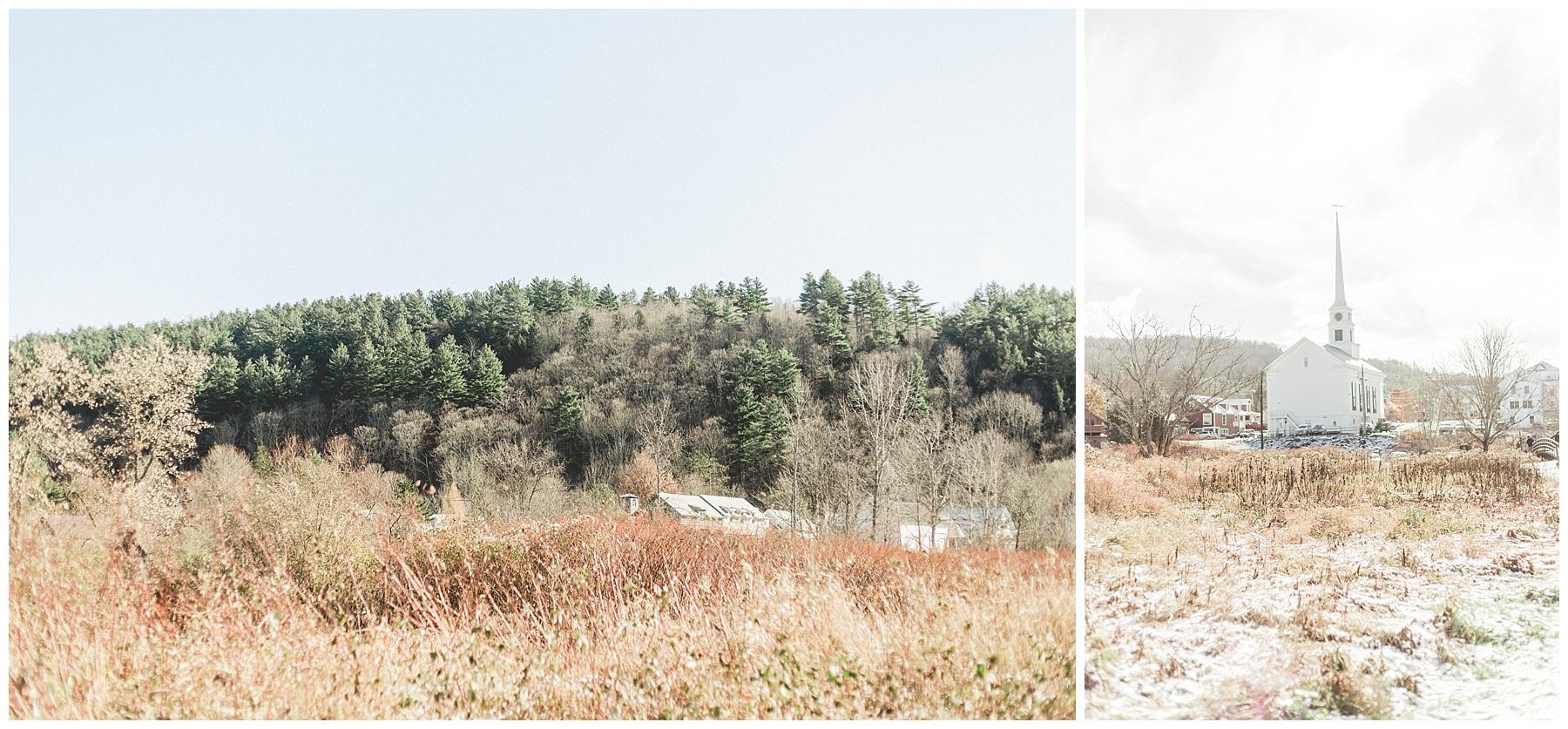 vermont, stowe, engaged, mountains, wanderlove, discoverwanderlove, beauty, proposal, proposal story, ben and jerrys, icecream, rec path