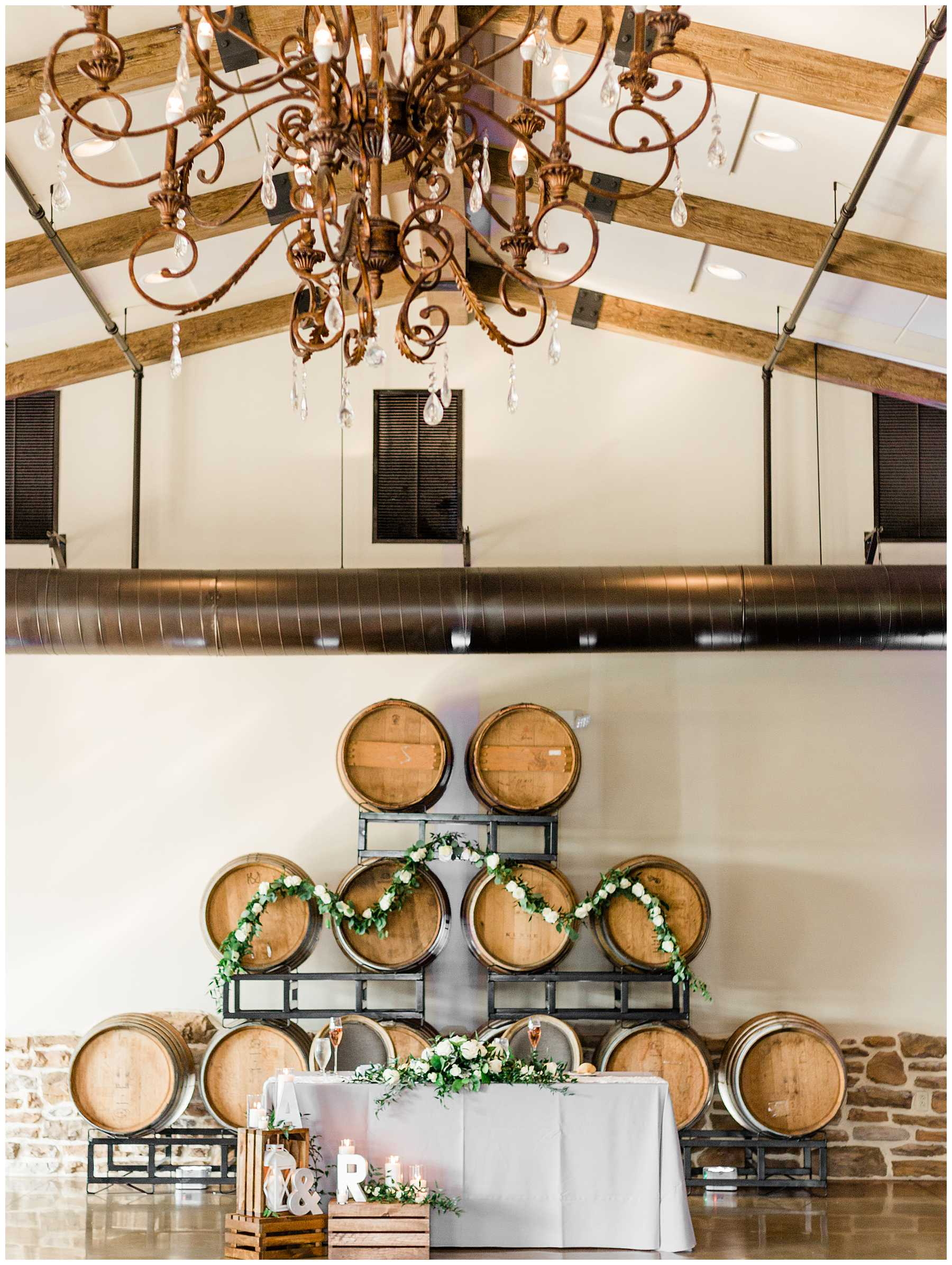 Classy and Rustic spring winery Wedding at Folino Estate