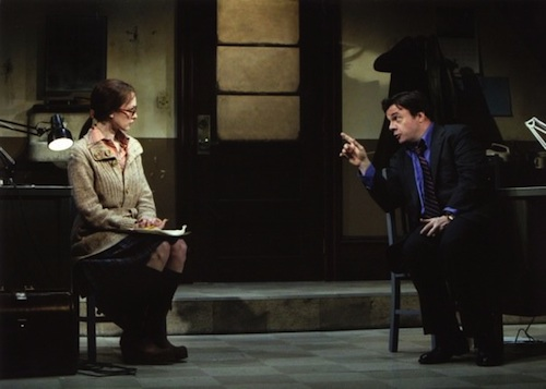 Butley, directed by Nicholas Martin,  at the Huntington Theatre