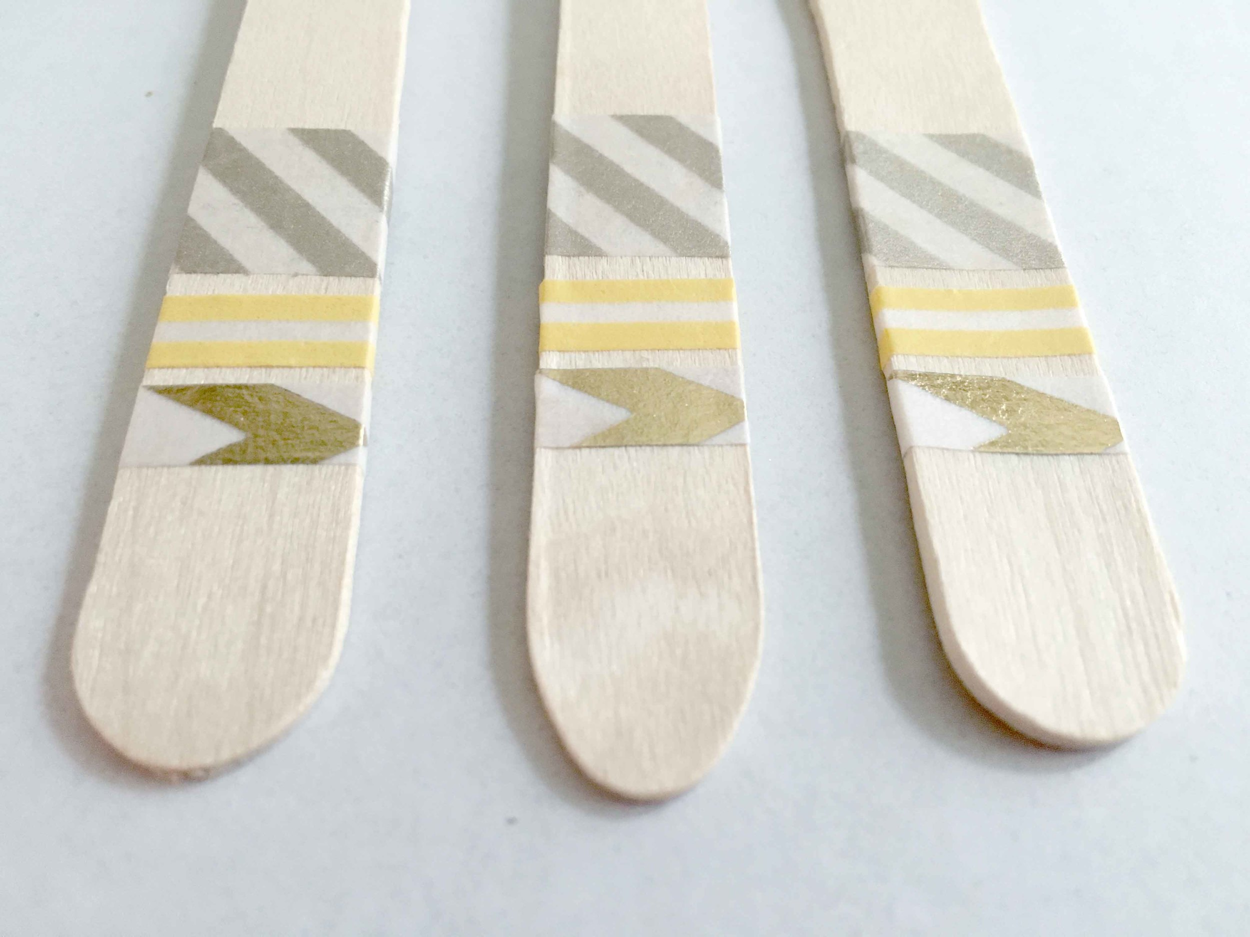 Wooden Silverware