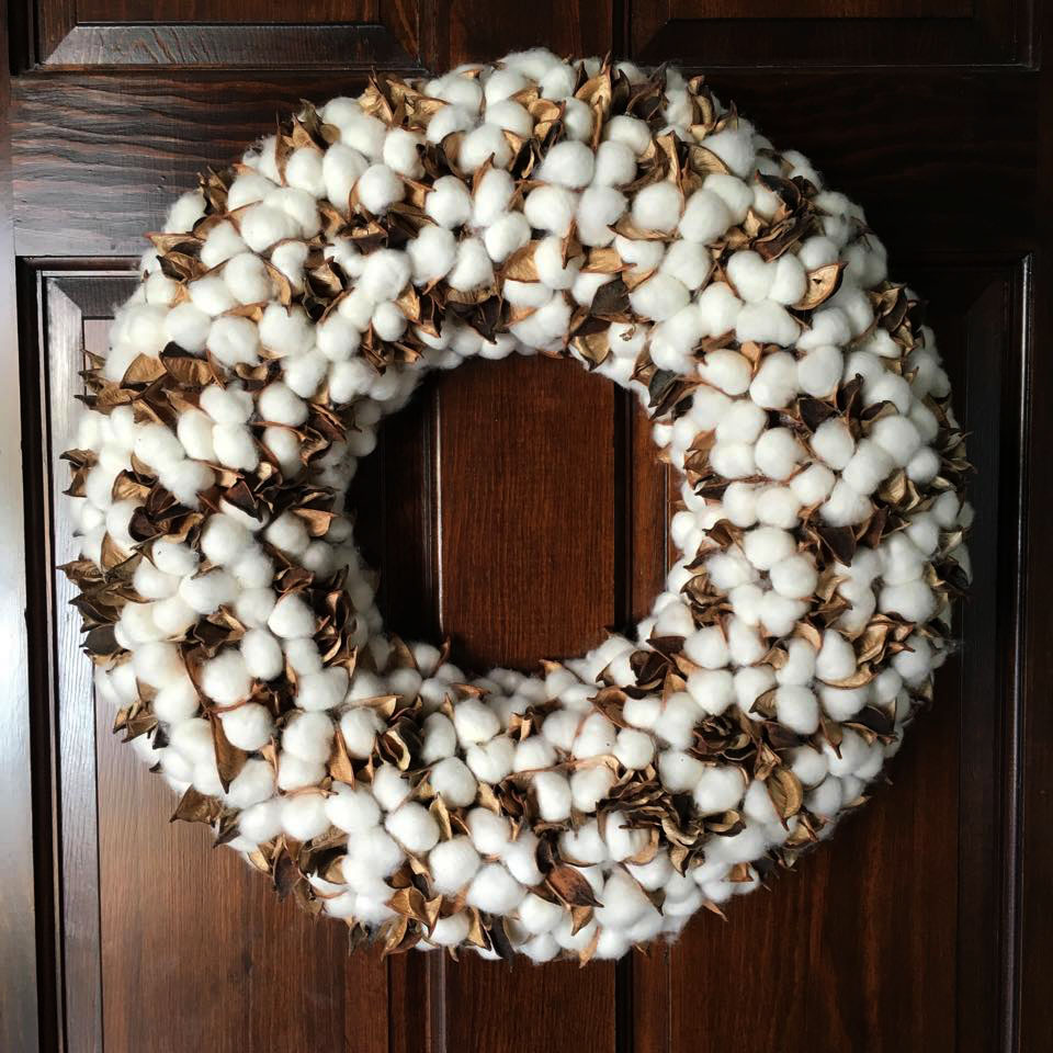 Fall and Winter Wreath