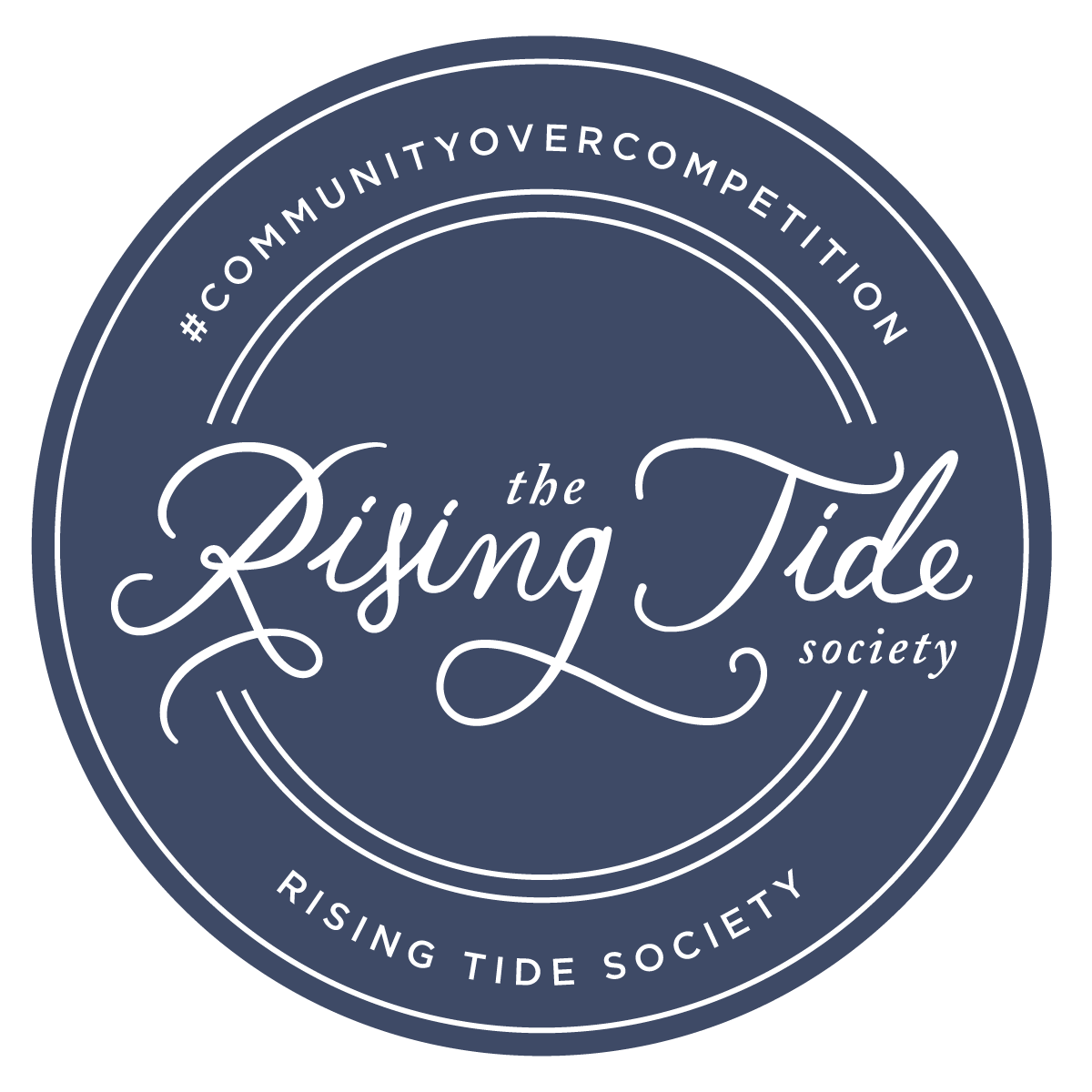 Rising Tide // a rising tide lifts all boats