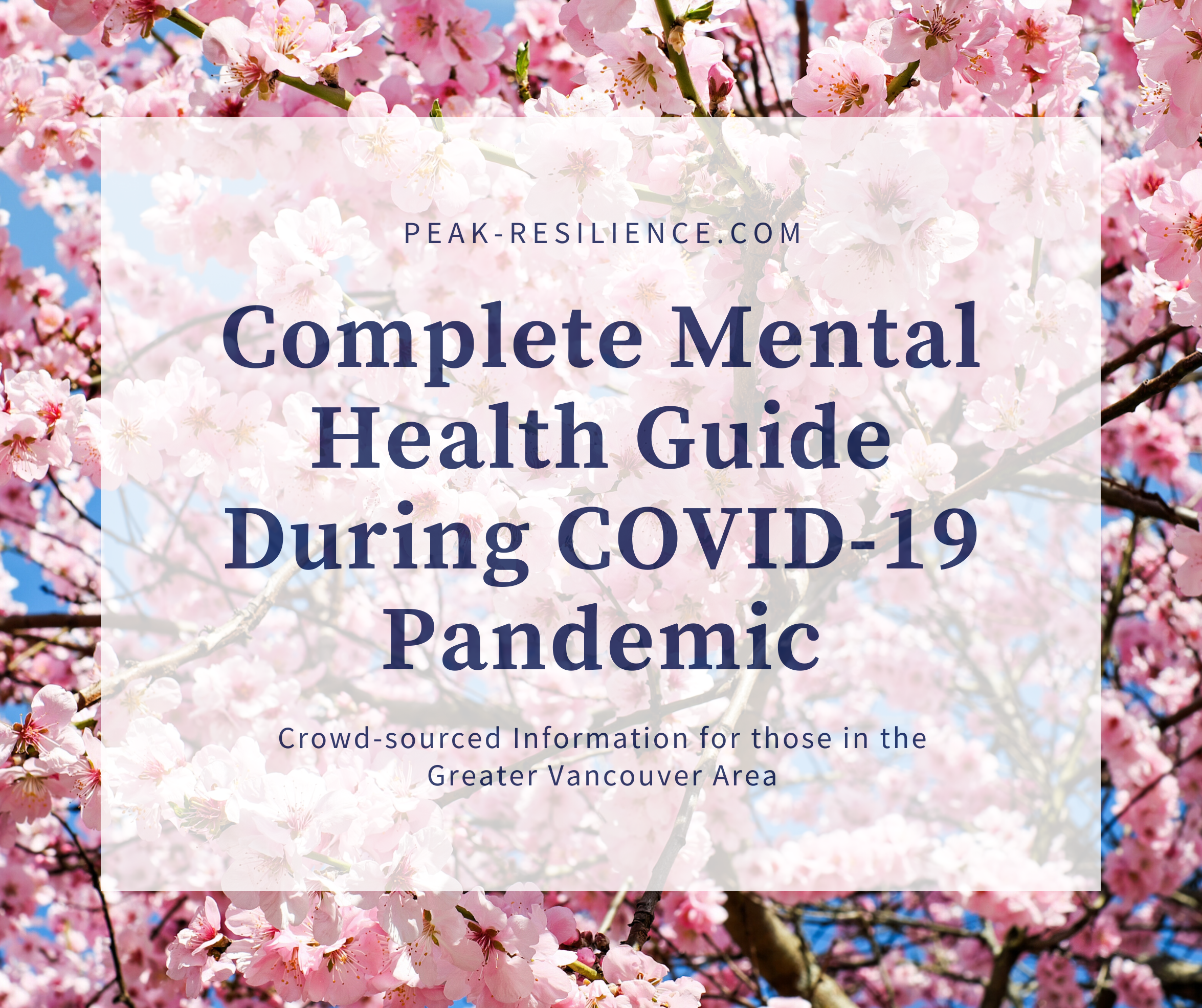 Covid 19 Your Mental Health A Comprehensive Guide Peak Resilience