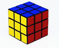 Recovering from Trauma is Like a Rubik's Cube www.ptsdchick.com