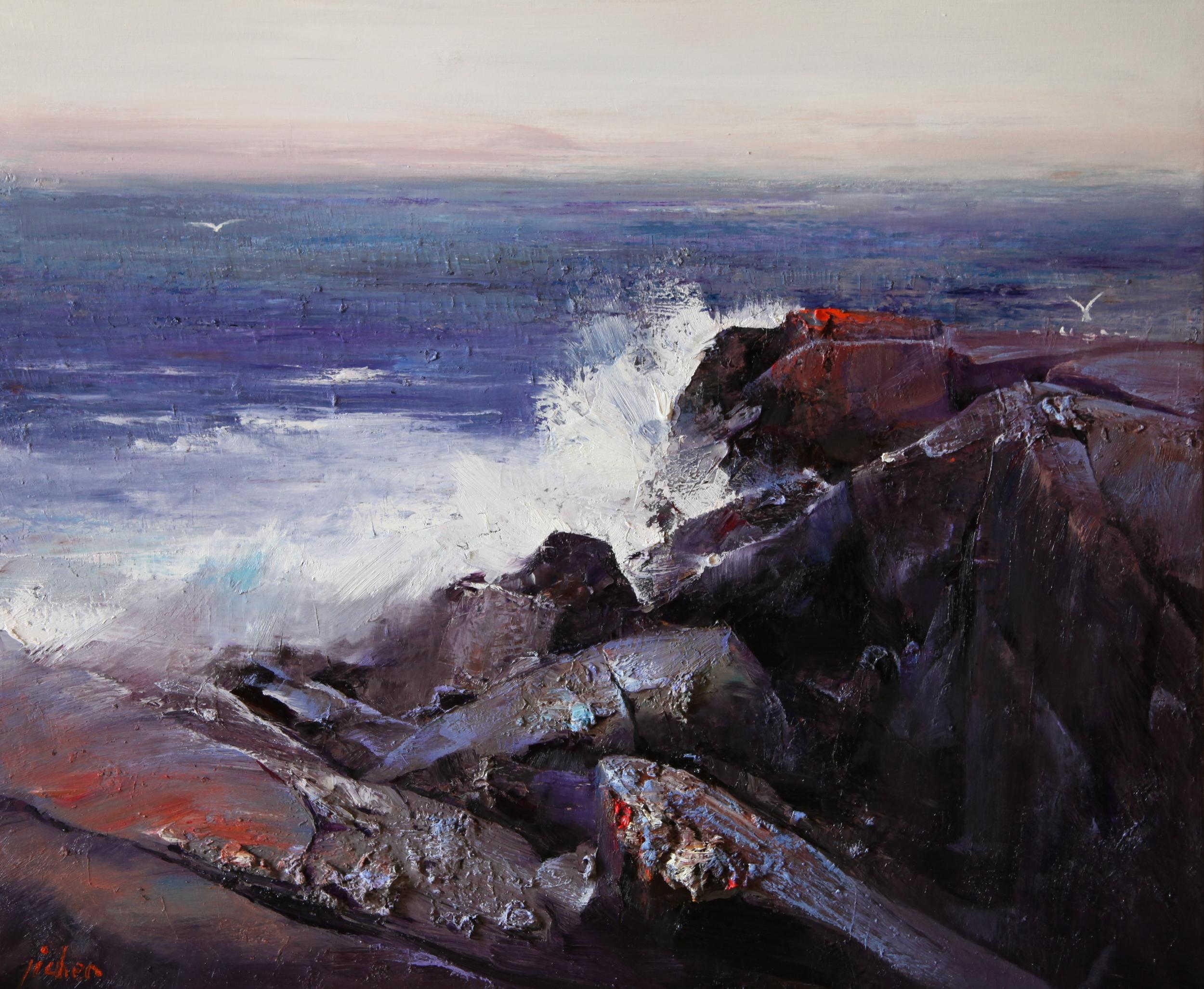Beach Rocks (120x100).JPG