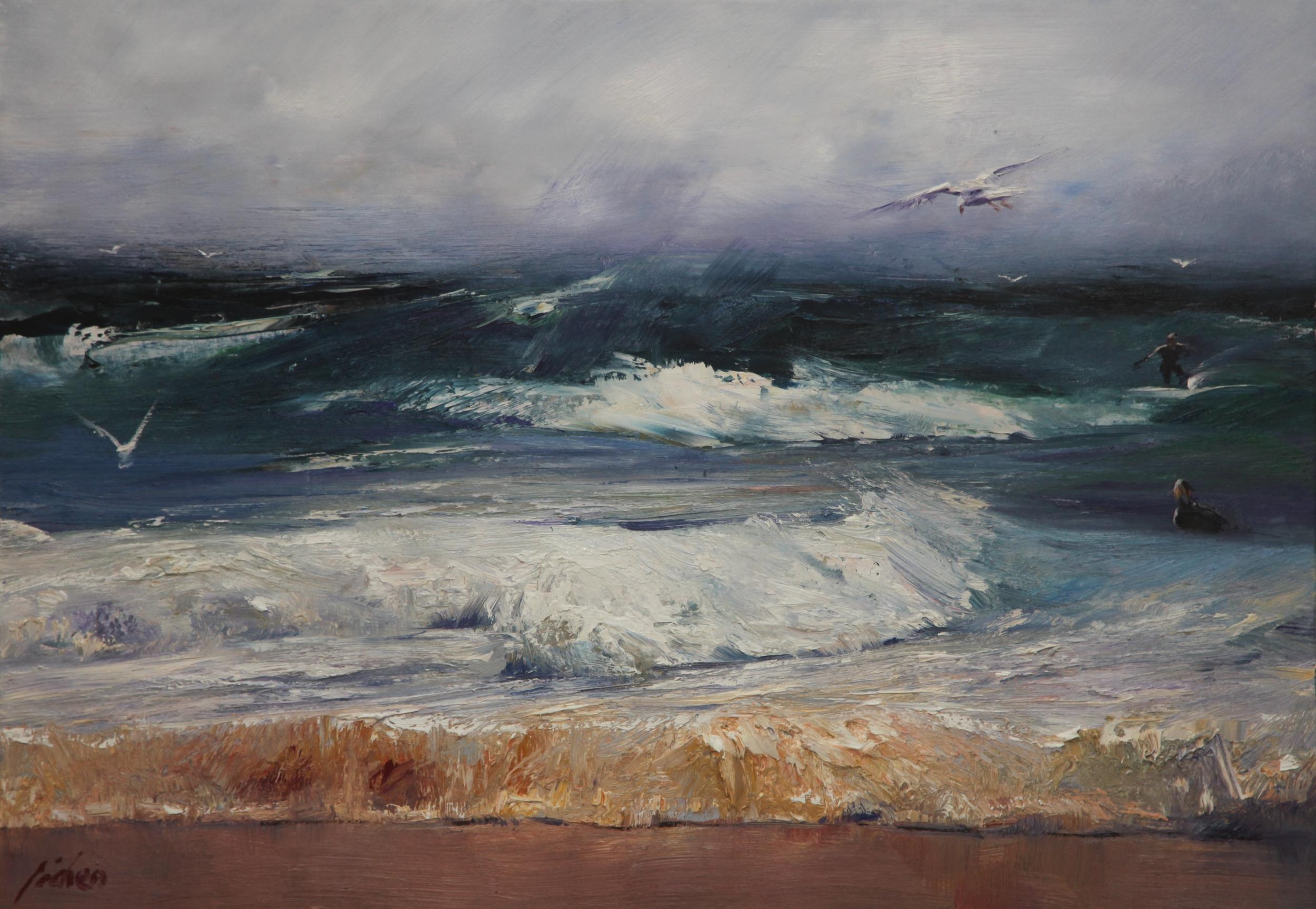 Surf Beach(phillip Is) (85x60).JPG