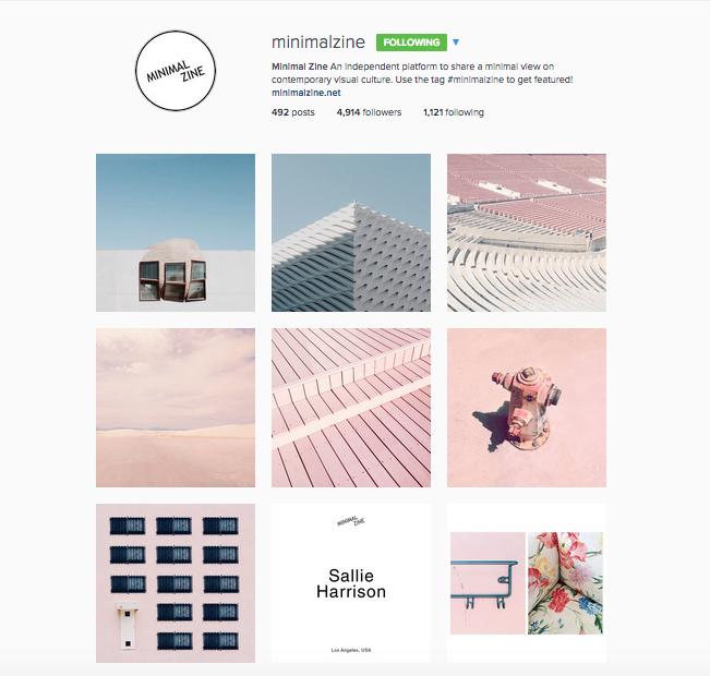 Instagram Sallie Harrison Design Studio News
