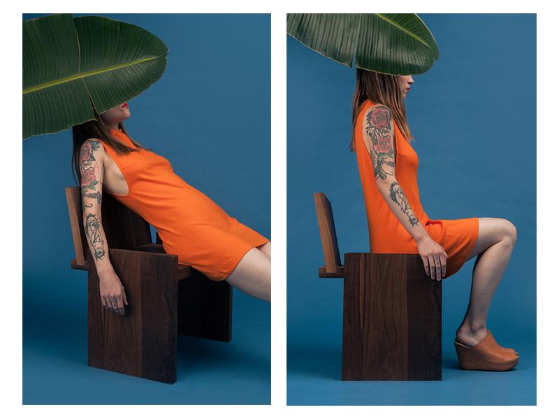 SHAPES Furniture | Sallie Harrison Design Studio