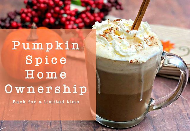 It's fall y'all - Go get yourself some pumpkin spice latte - #realestate #househunting #realtor #forsale #newhome #homesale #bestagentever #property #properties #investment #home #housing #listing #motrgage #homeinspection #markwingert