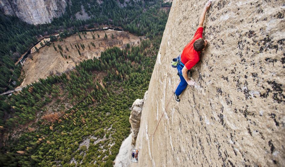 rockclimbing
