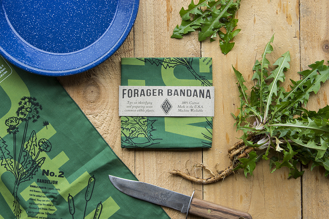 Colter Co forager bandana