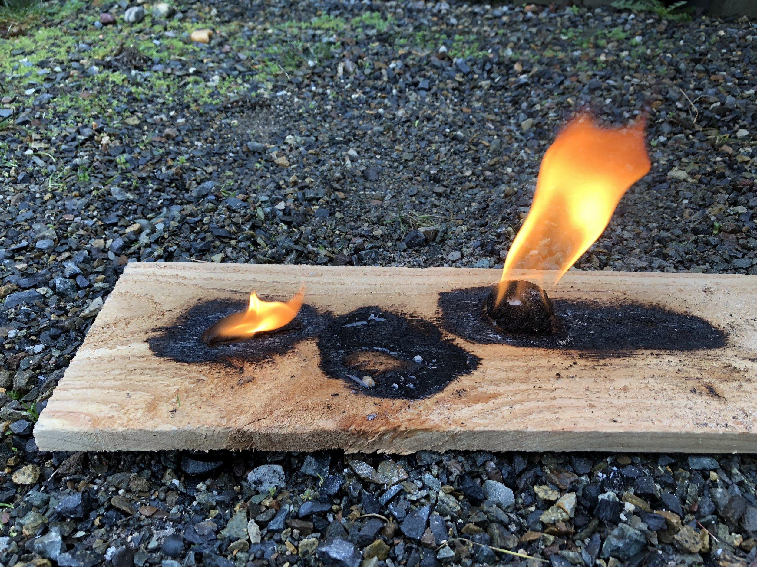 colter co fire starter