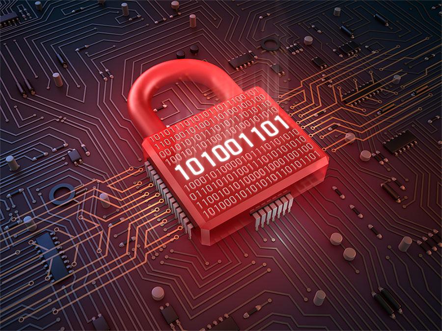 Bandit's encryption keeps networks secure