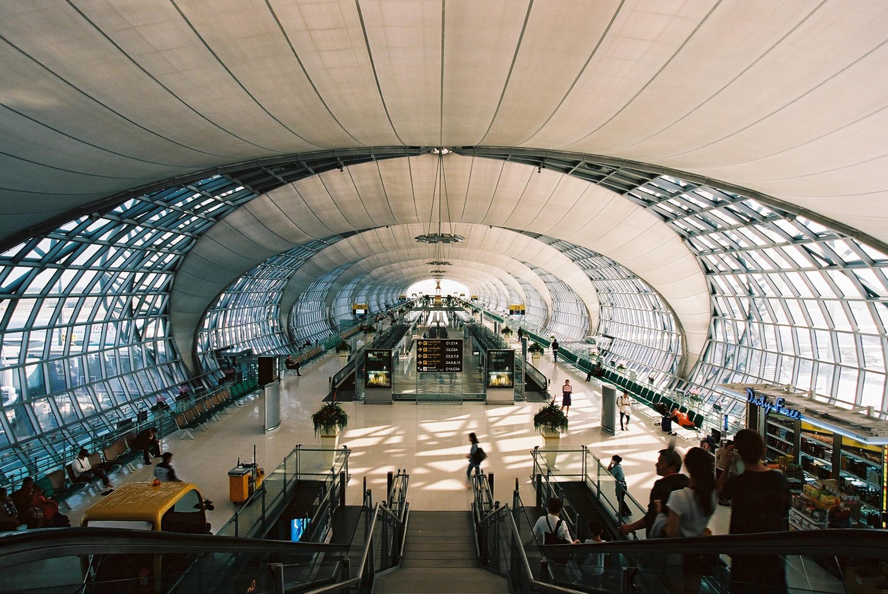 Ektar 100 |Suvarnabhumi Airport