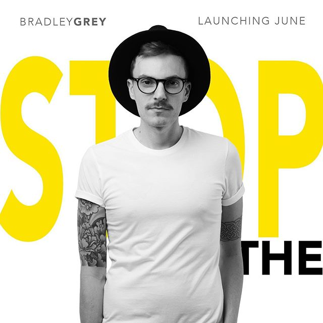 Don't Stop The Music - Launching June 2019 #bradleygrey  #don'tstopthemusic #launchingjune2019