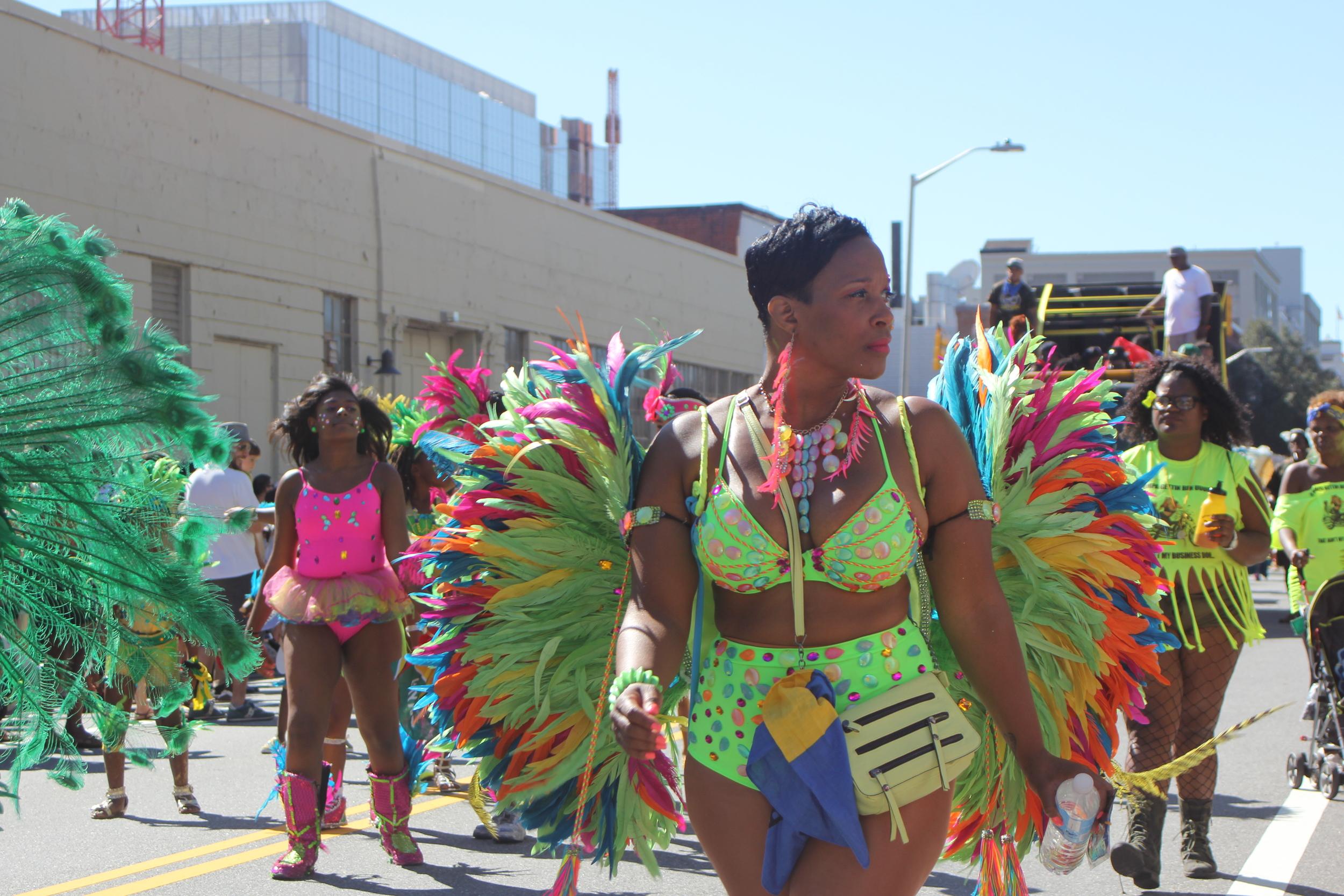 Carnival ©2014 ML Cornwall Films