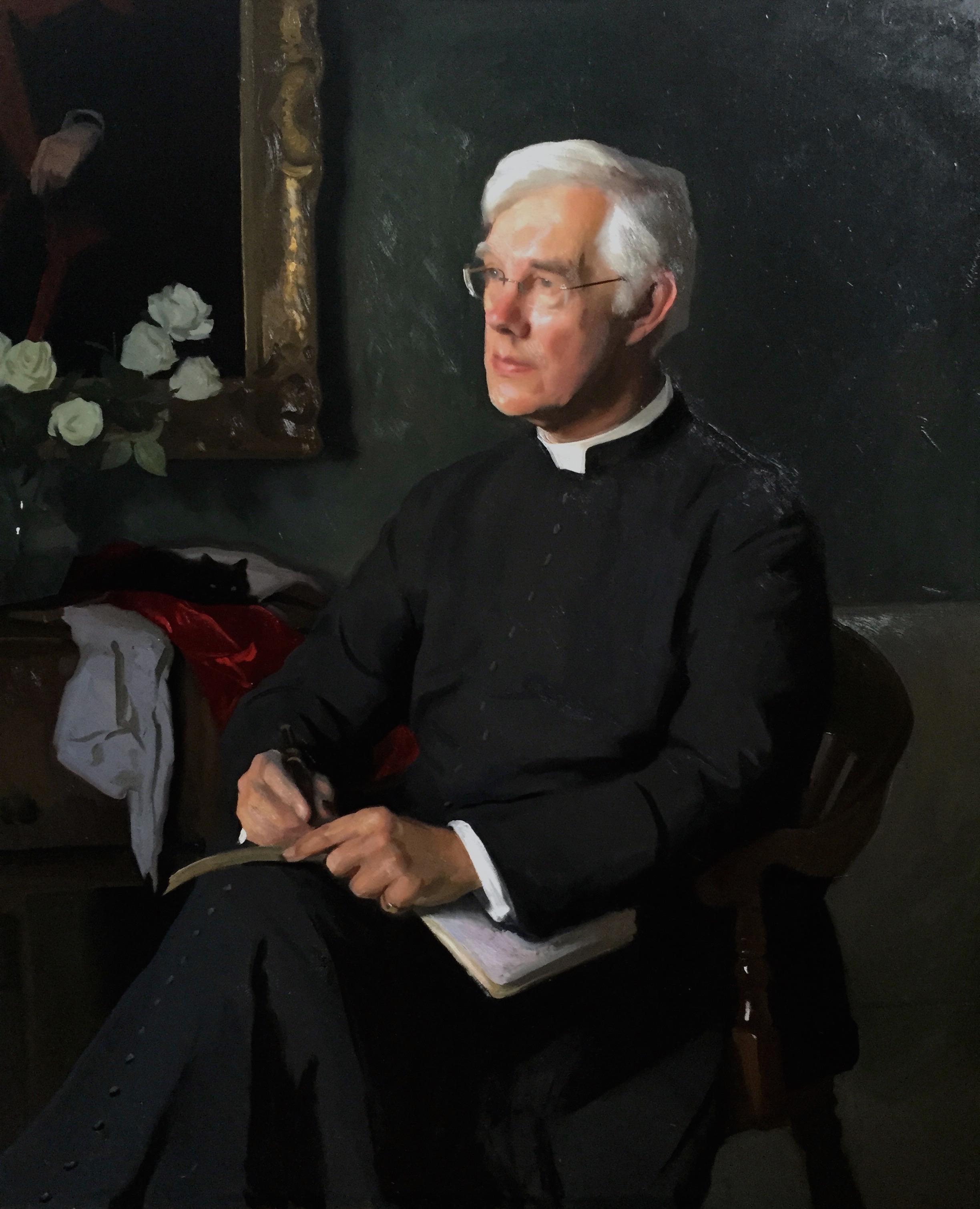 The Dean of Canterbury, Robert Willis