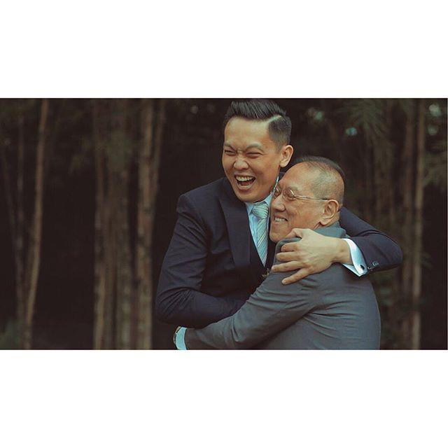 Be thankful for your parents, for they have to taught you well how to love. . . .  #wedding #weddingday #groom #weddingfilm #loveauthentic #realwedding #justmarried #framegrab #thehenryhotelmanila #manila #manilaweddings #itheewed #itheewedbyfuguwi