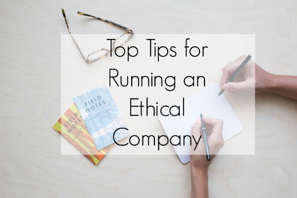 Arya Candles' Top Tips for Running an Ethical Company