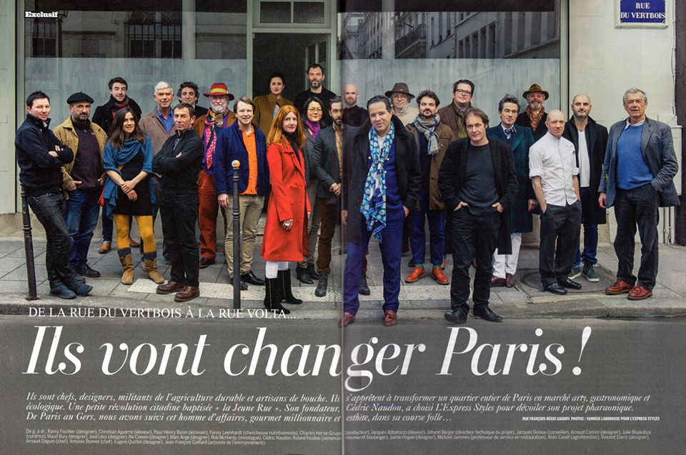 Express Styles / France / 03.2014