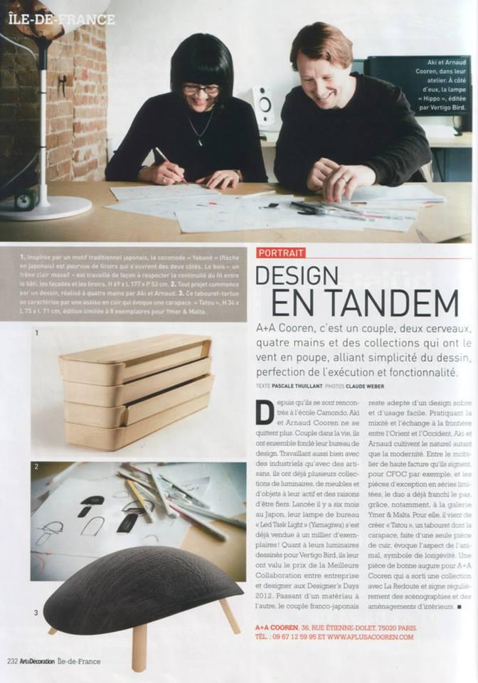 Art&Décoration (Fr) 2013