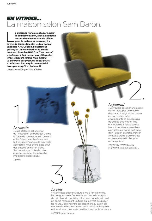 M Magazine du Monde (Fr) 2013