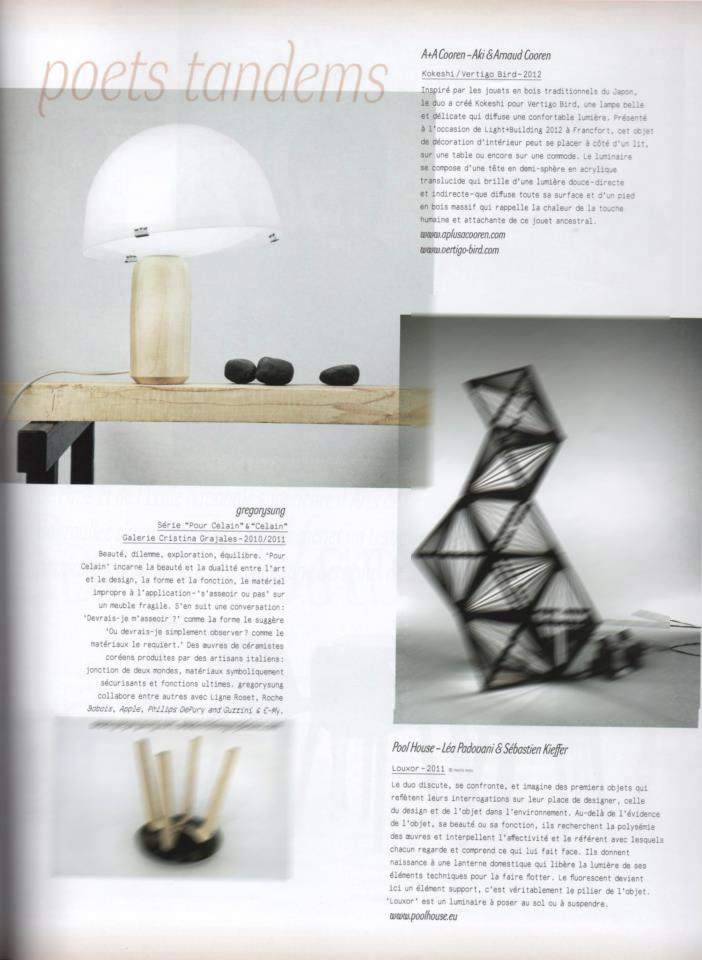 TL magazine (Be) 2012