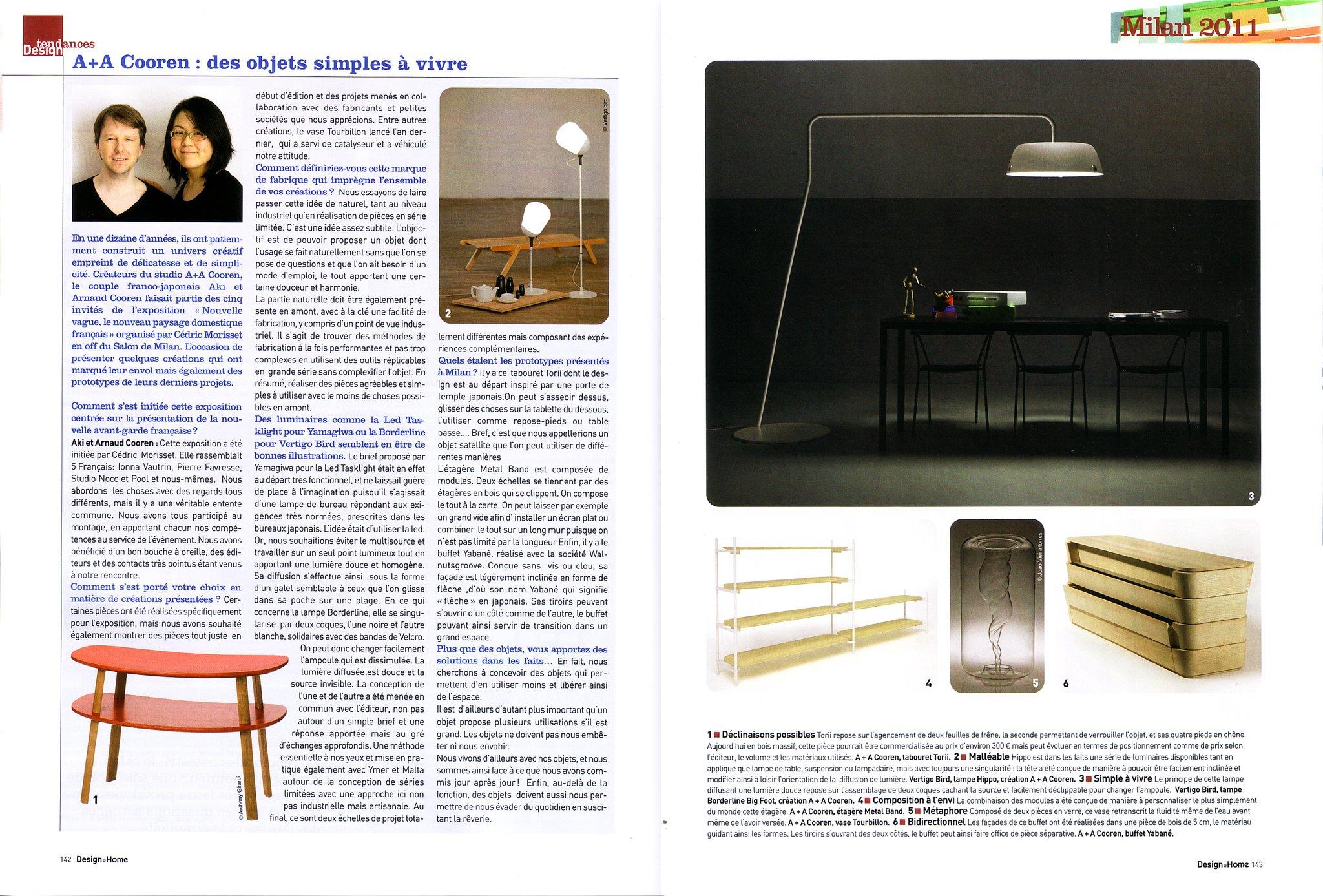 Design@Home (FR)   June 2011