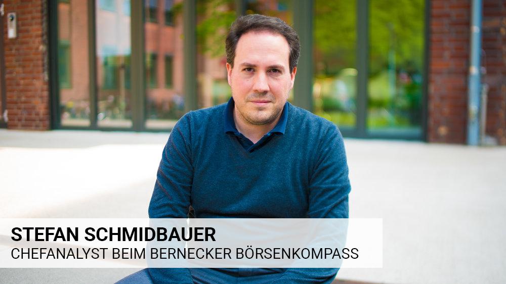 Stefan schmidbauer – chefanalyst beim bernecker Börsenkompass