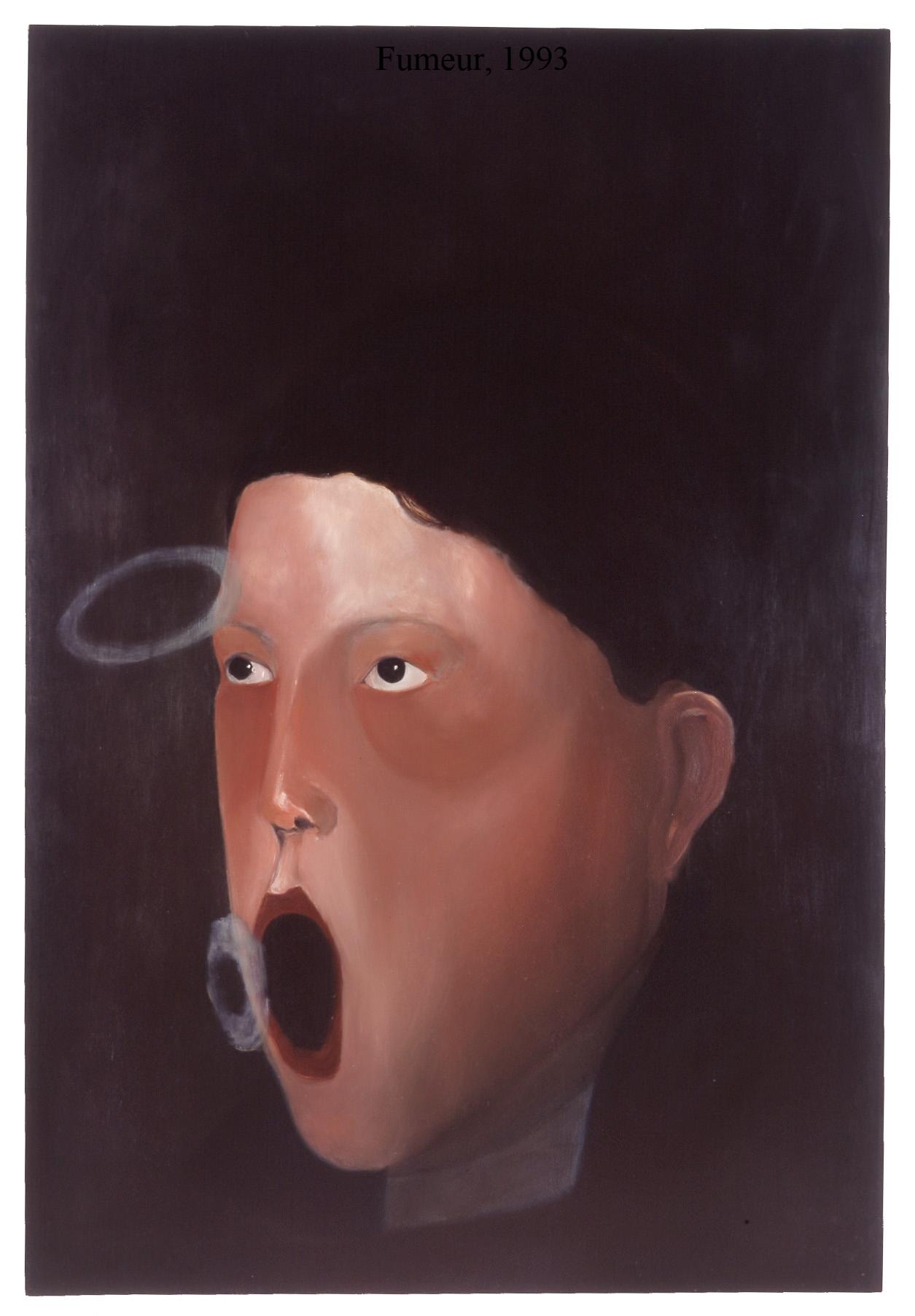 Fumeur, 1993