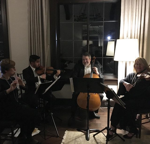 Great Gatsby Party with Continuo Quartet