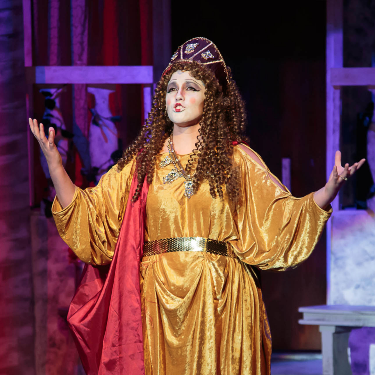 a funny thing happened on the way to the forum - SEASON XLVIII / 2015