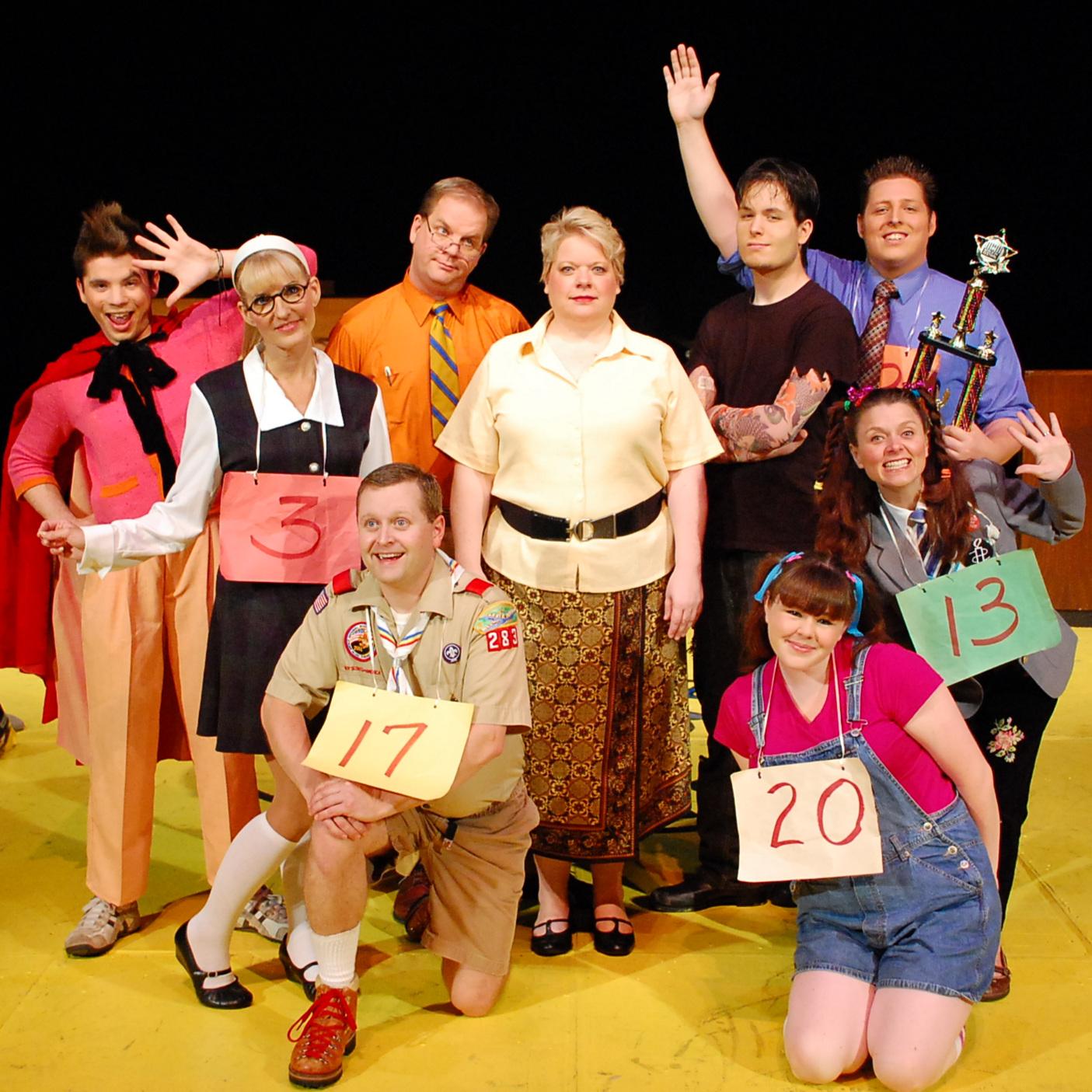 the 25th annual putnam county spelling bee - SEASON XLIV / 2011