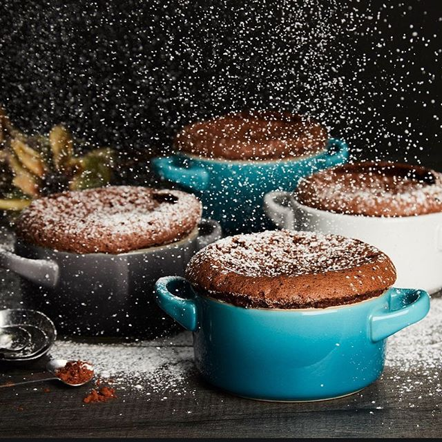 Food styling by @jillian_mccann_photostylist photography by me #tarjimichellephotography #foodstyling #foodphotography #desserts #souffle