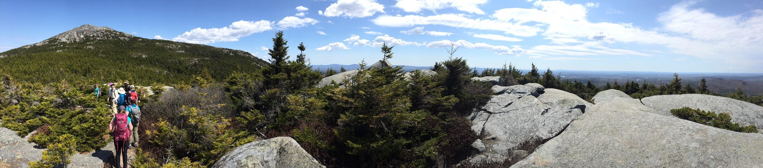 Mount Monadnock - 2 hours from Boston