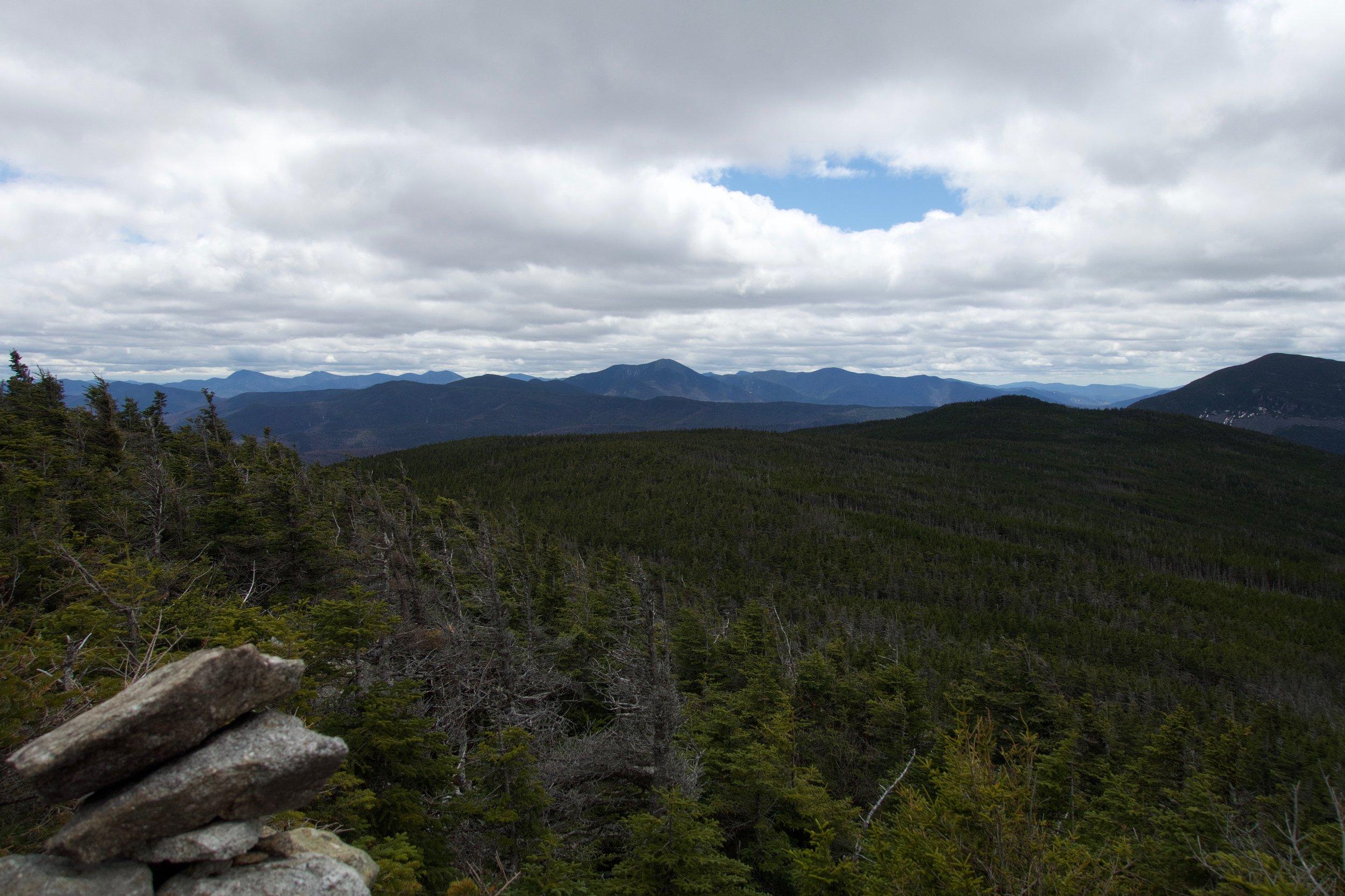 Top of Mount Jackson