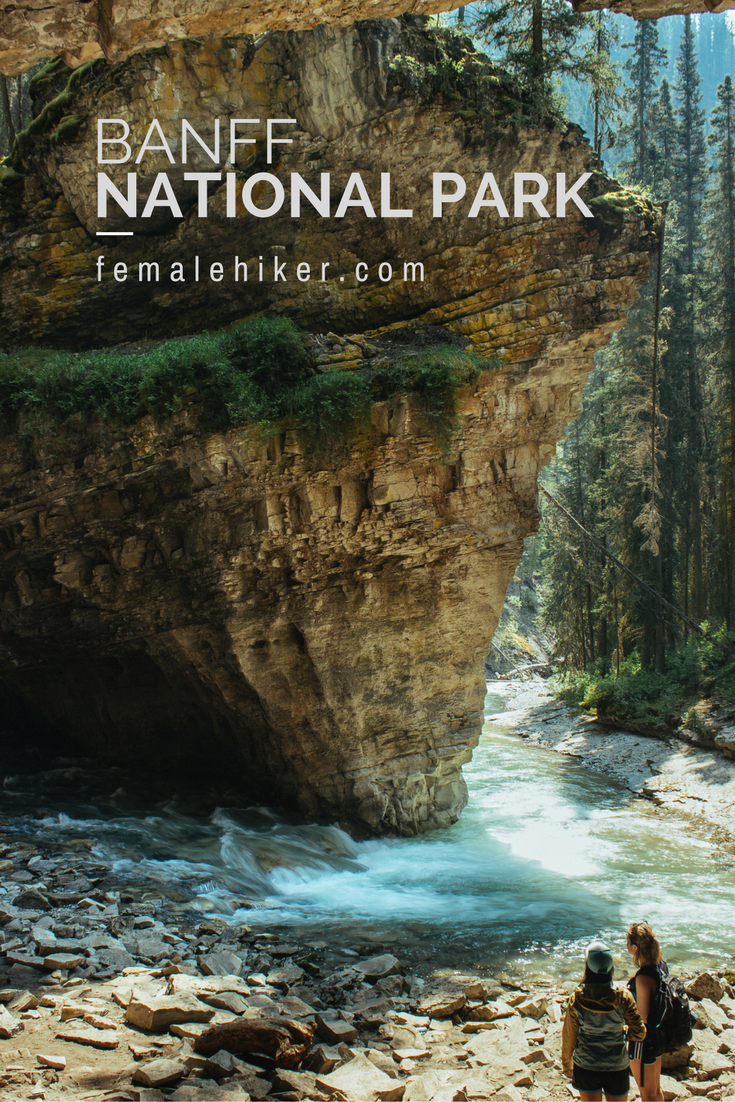 Your guide to Banff National Park in the Canadian Rockies. Moraine Lake, Johnston Canyon, Lake Louise and more!